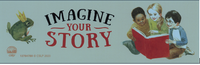 "2020 Summer Reading Program ""Imagine Your Story!"" ON-LINE"